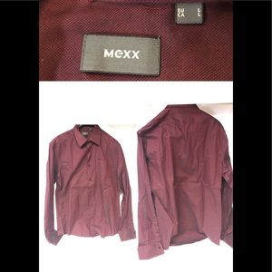 👕2For$50👕Mexx Dress Shirt